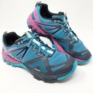 Merrell Women's MQM Flex Ocean depth Hiking Shoes